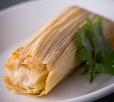 Chicken Tamale